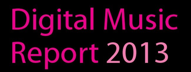 Digital Music Repor 2013