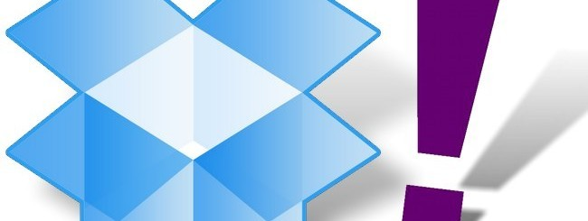 Dropbox e Yahoo