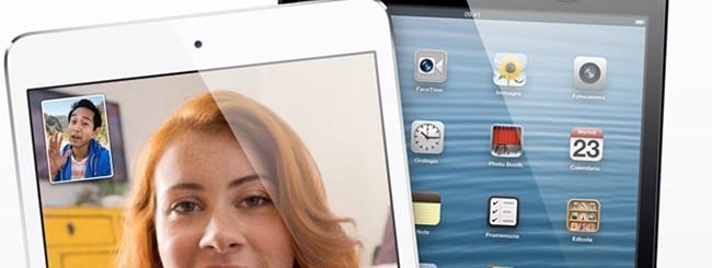 iPad 5 e iPad Mini