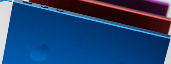 iPhone 5 colorati