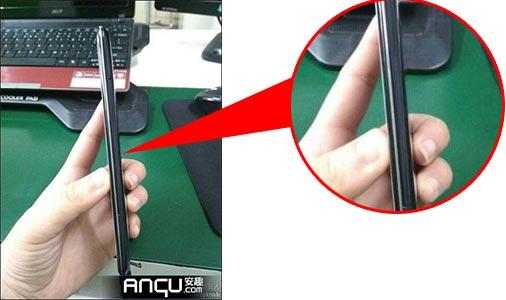 Le prime indiscrezioni su Oppo R809T lo classificano come lo smartphone più sottile al mondo