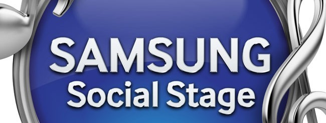 Samsung Social Stage