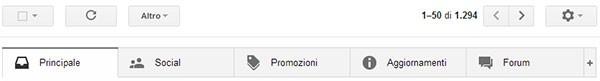 """Gmail: come attivare la nuova interfaccia della casella """"Posta in arrivo"""" (step 4)"""