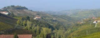 Panorama in Langa (Madonna di Como)