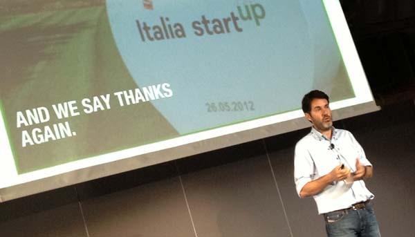 Roccardo Donadon, presidente di Italia Startup.