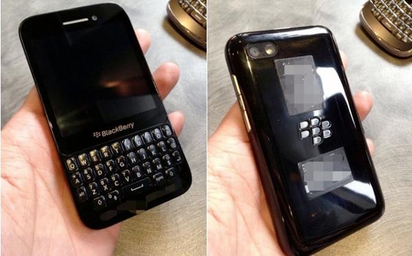 BlackBerry R10, fotografie leaked