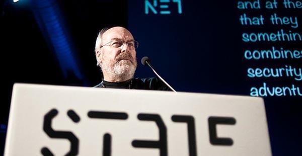 Dave Snowden oggi a Trieste ha parlato dei sistemi decisionali e della complessità.