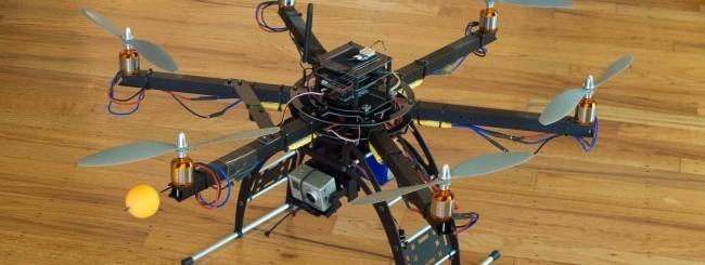 Drone di sorveglianza