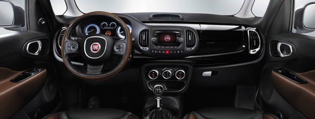 Fiat 500L - Windows Embedded Automotive