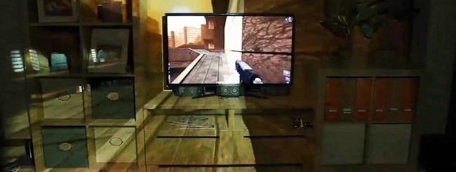 Illumiroom per Xbox