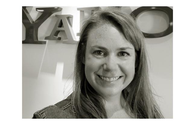 Jennifer Davies, senior product marketing Manager di Yahoo! per social e communities.