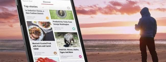 Opera per Android