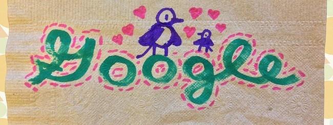 Doodle per la festa della mamma