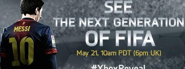 FIFA 14 su Xbox 720
