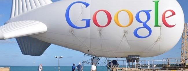Dirigibile Google