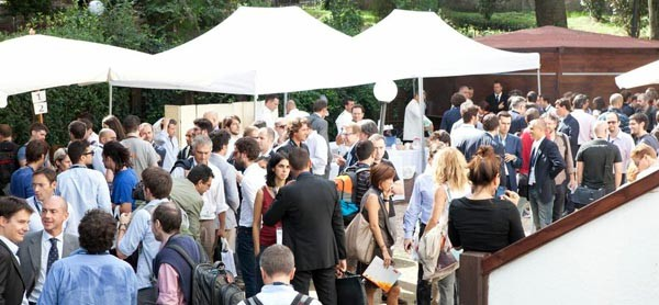 La prima edizione di TechCrunch Italy si è tenuta nel 2012 e ha raccolto 1400 partecipanti.