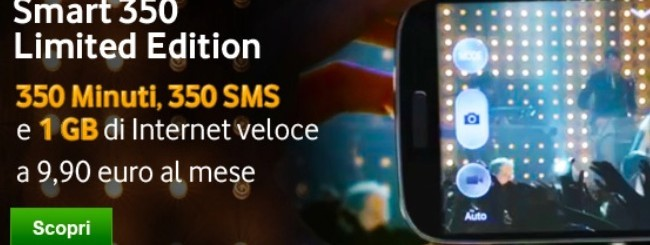Vodafone Smart 350 Limited Edition