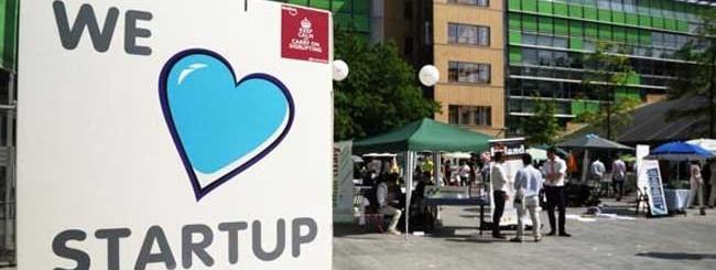 Fiera startup Milano
