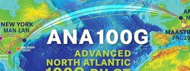 Advanced North Atlantic 100G