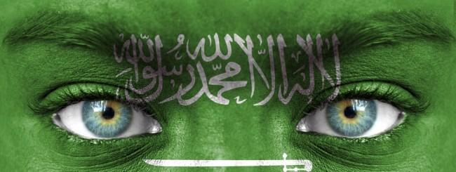 Bandiera Arabia Saudita