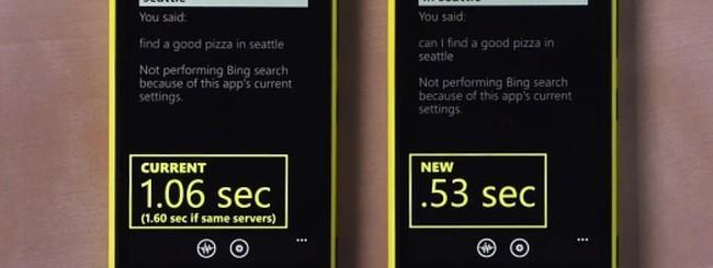 Bing Voice Search - Windows Phone 8