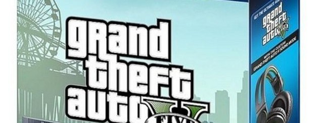 Bundle PS3 e GTA 5