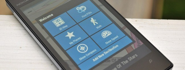 CoPilot GPS per Windows Phone 8