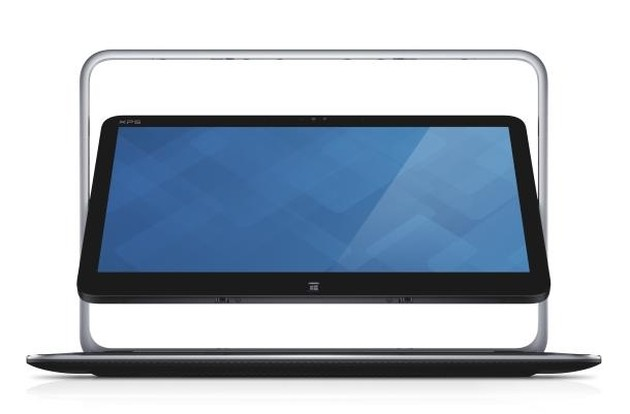 Il nuovo convertibile touch XPS 12 con processori Intel Haswell.