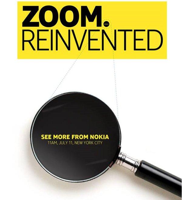 Evento Nokia Zoom Reinvented
