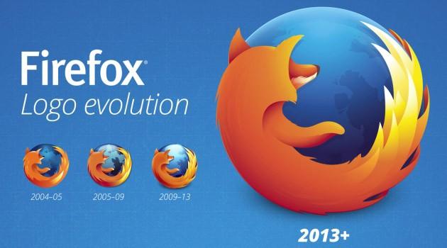 Il nuovo logo di Firefox