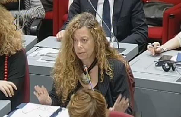 Loredana Lipperini è intervenuta al dibattito sull'odio in Rete oggi a Montecitorio.