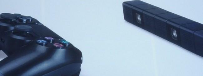 PS4, DualShock 4 e PS Eye