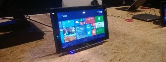 Tablet Qualcomm con Windows RT