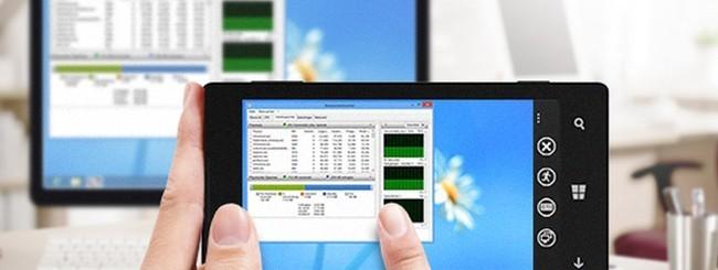 TeamViewer per Windows Phone 8