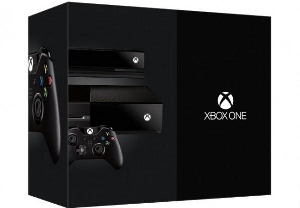 Confezione della Xbox One di Microsoft