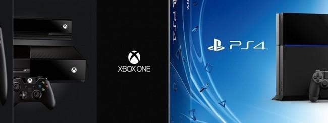 Xbox One e PS4
