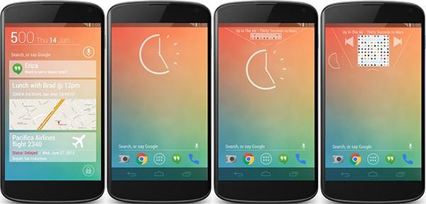 Un concept per Android 5.0 Key Lime Pie, firmato da Jinesh Shah