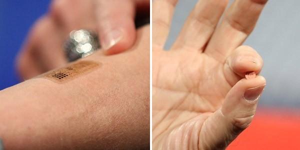 Da Motorola le password stampate sulla pelle e quelle da ingoiare come pillole (AllThingsD)
