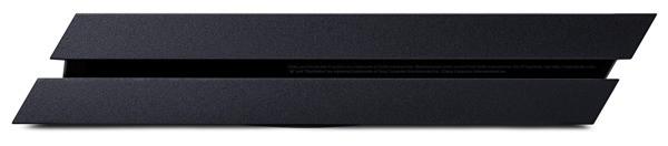 Profilo obliquo della PS4