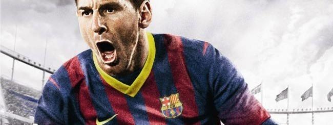 FIFA 14, copertina