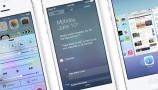 iOS 7 su iPhone 5