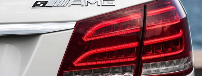 Mercedes-Benz, fari LED