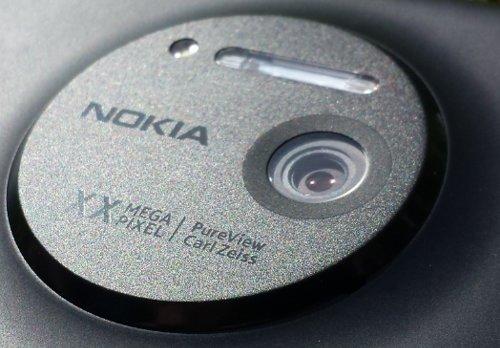 Obiettivo Nokia Lumia EOS