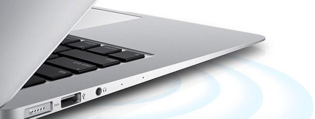 Il WiFi di MacBook Air
