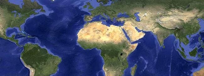 Google Earth e Google Maps