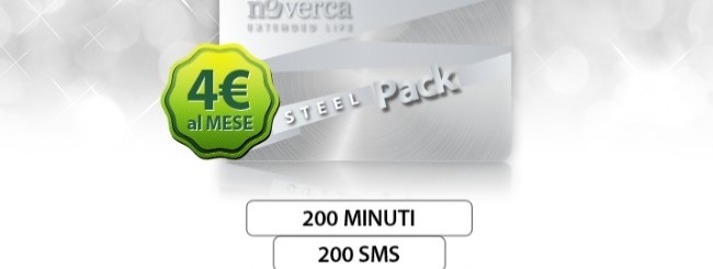 Noverca Steel Pack