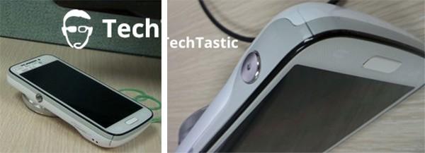 Prime immagini per lo smartphone Samsung Galaxy S4 Zoom (TechTastic)