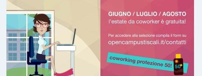 tiscali Open Campus estivo