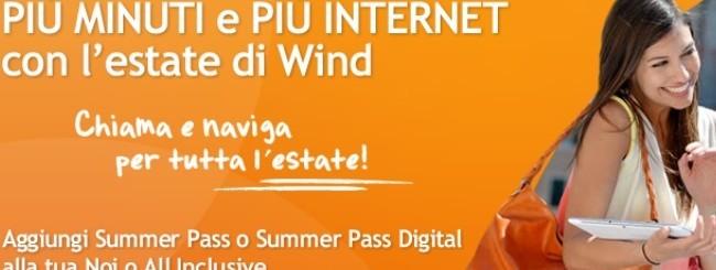 Wind Summer Pass