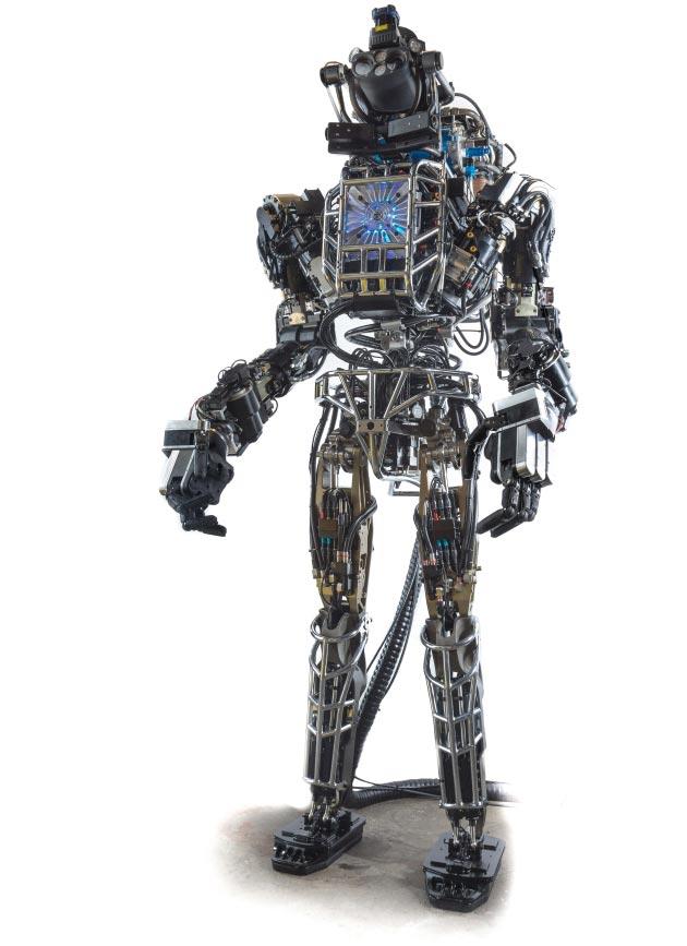 Ecco il robot umanoide ATLAS realizzato da Boston Dynamics.